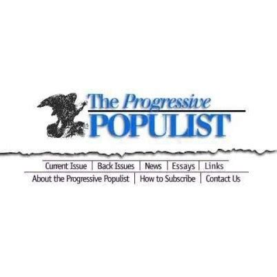 progressive populist writersweeklycom