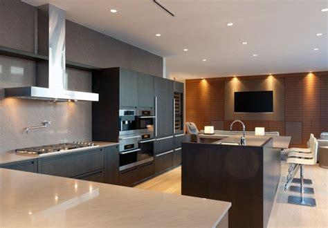 luxury modern kitchen design luxury modern kitchen designs great contemporary kitchens 7309