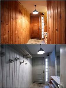 Lessiver Plafond Avant Peinture : les 25 meilleures id es de la cat gorie lambris peint sur ~ Premium-room.com Idées de Décoration