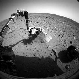 Mars Exploration Rover Mission: Press Release Images: Spirit