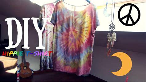 hippie t shirt selber machen diy hippie t shirt fai da te 1