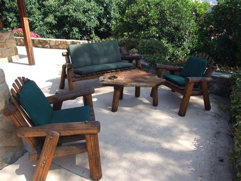 country style outdoor furniture