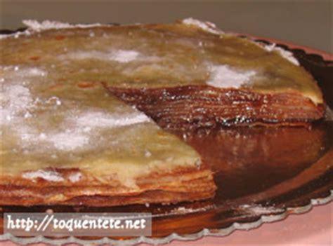 g 226 teau de cr 234 pes au chocolat desserts sur toquentete net