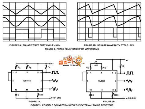 8038 general signal generator circuit diagram signal processing circuit diagram seekic com
