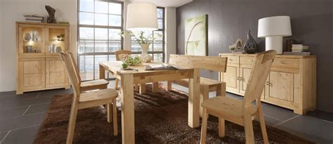 esszimmer holzmöbel für genießer elegante massivholzmöbel für ihr esszimmer
