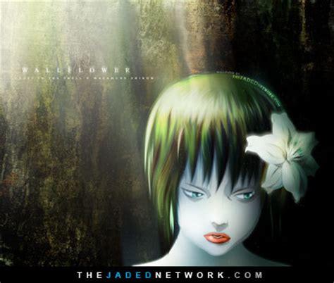 Wallflower Anime Wallpaper - ghost in the shell wallflower desktop wallpaper the