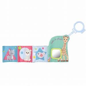 Livre éveil Bébé : livre b b mon 1er livre d 39 veil sophie la girafe de vulli sur allob b ~ Teatrodelosmanantiales.com Idées de Décoration