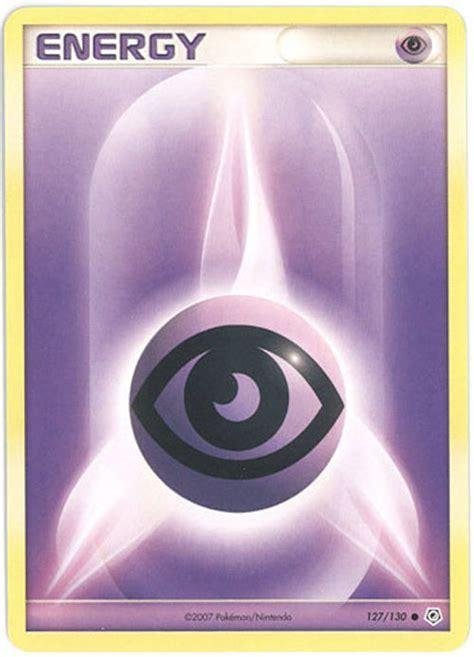 pokemon card psychic energy purple bbtoystorecom