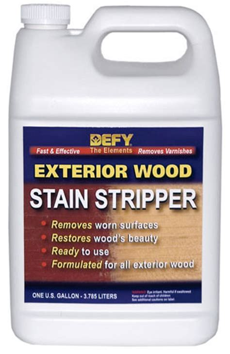 Olympic Deck Cleaner Ingredients by Wood Preparation And Maintenance Products