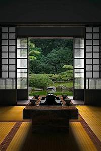 Jardin Japonais Interieur : jardin japonais d interieur digpres ~ Dallasstarsshop.com Idées de Décoration