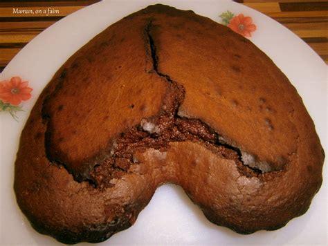 recette gateau chocolat tupperware