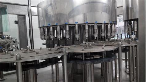 bottles filling machinecola filling linepepsi