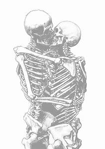 skeleton love on Tumblr