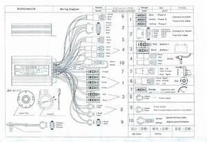 Electric Bike Controller Wiring Diagram  Diagram  Auto Wiring Diagram