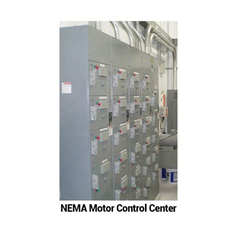 motor control centers support equipment tunnel