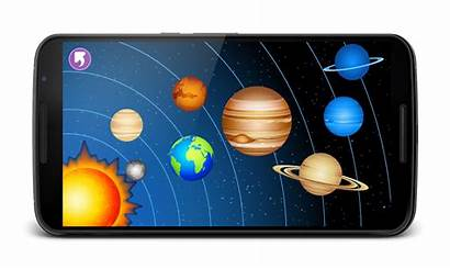 Planets Solar System Google Apps Play Children