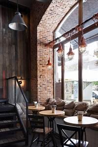 la brique rouge element deco principal du loft With lovely idee couleur escalier bois 9 les briques de parement et les briques apparentes
