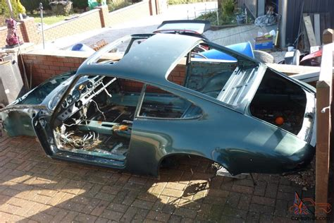 Porsche 911 Body Shell Lhd Rust Free