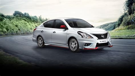 Nissan Almera now with LED DRLs in M'sia, all grades Paul ...