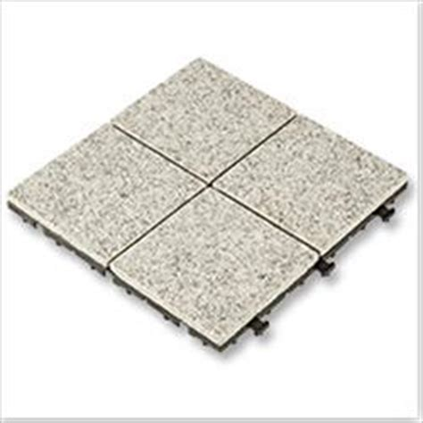 Kontiki Interlocking Deck Tiles Elements Earth Series by Interlocking Deck Tiles Elements Earth Series Granite