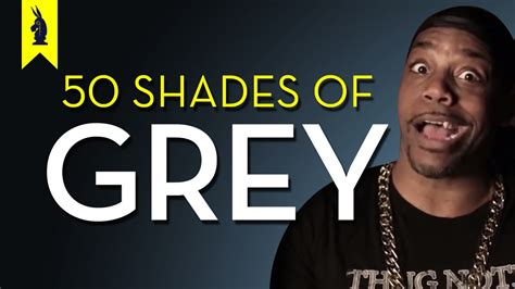fifty shades of grey book summary analysis thug notes