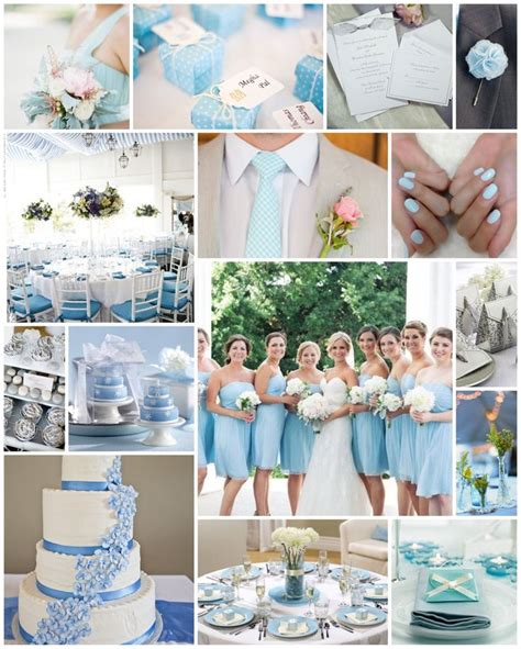 light blue and white wedding decorations 1000 images about baby blue wedding ideas on pinterest