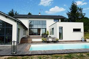 les 25 meilleures idees de la categorie plan maison en u With exceptional plan maison en u ouvert 1 plan de maison contemporaine amazone