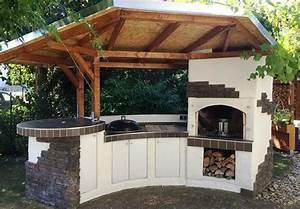 Holz Pizzaofen Selber Bauen : gut bedacht der 365 tage gartengrill selber machen heimwerkermagazin ~ Yasmunasinghe.com Haus und Dekorationen