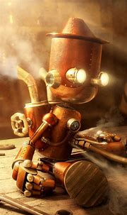 Steampunk Phone Wallpaper (63+ images)