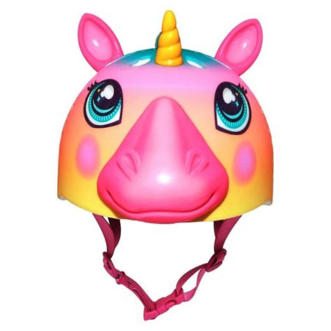einhorn kostüm für kinder bunte regenbogen einhorn 3d schutzhelm kinder raskullz