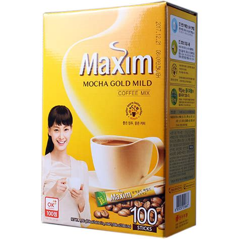 I have fun and sometimes scare myself filming these videos. Korean Instant Coffee Mix Maxim Mocha Gold Mild 100 Sticks in 1 Pack Flavored 7106796967718 | eBay
