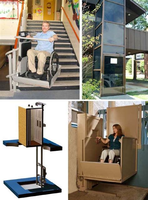 wheelchair assistance used school with wheel chair lift