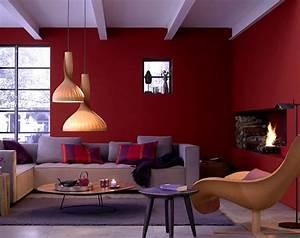 Rotes Sofa Welche Wandfarbe : wohnen mit farben einrichten mit winterfarben sch ner wohnen ~ Bigdaddyawards.com Haus und Dekorationen