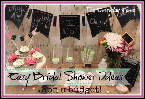 wedding shower ideas on a budget pinterest discover and save creative ideas