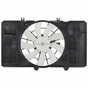 2002 Dodge Neon Cooling Fan Assembly Parts From Car Parts