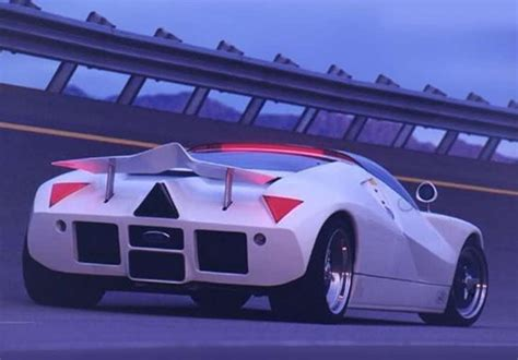 #320. Ford Gt90 1995 (prototype Car)