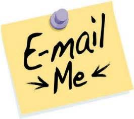 Email me your answer.
