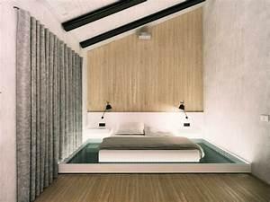 Chambre Deco Industrielle : bel appartement de d co industrielle par edo design ~ Zukunftsfamilie.com Idées de Décoration