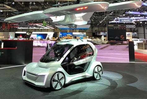 Audi Flying Car by Audi Joins Italdesign And Airbus On Pop Up Autonomous