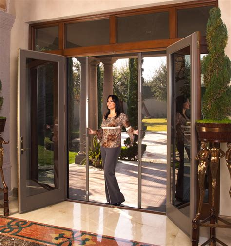 fly doors nz rollaway insect screens sc  st mccraes