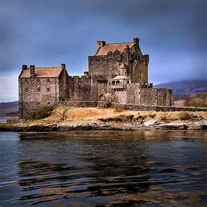 Haunted Eilean Donan Castle, home to dark history, myths ...