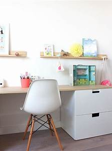 Ikea Bureau Enfant : ideas decoraci n escritorio ikea trendy children blog de moda infantil cosir coser ~ Teatrodelosmanantiales.com Idées de Décoration