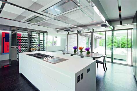 cave a vin de cuisine ilot de cuisine galerie photos de dossier 40 56