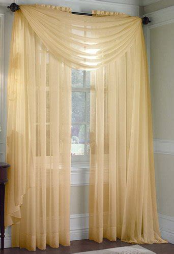 gold sheer curtains cheap curtains elegance voile gold sheer curtain