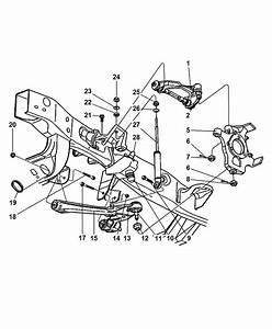 Dodge Dakota Front Suspension Diagram