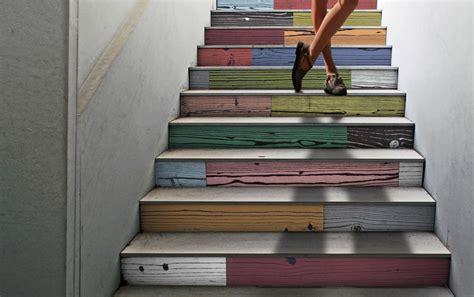 Come Arredare Una Scala Interna by Come Dipingere Le Scale Di Casa Idee Brillanti Per
