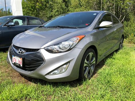 Refine your search by filters like model, style, year! Used 2013 Hyundai Elantra Coupe SE in Miramichi - Used ...