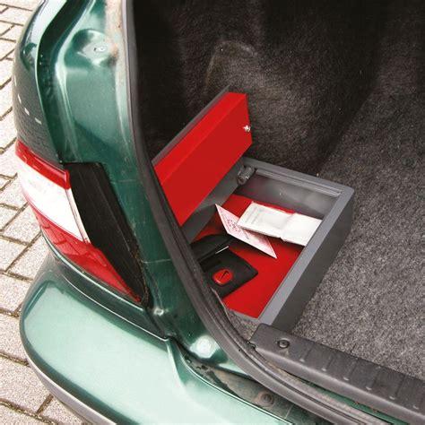 coffre fort de voiture cing car 34x24x9cm coffre fort de voiture chez yamstock