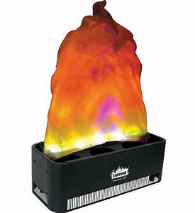 Dj Light Parts American Dj Halloween Package Enferno Simulated Fire Flame