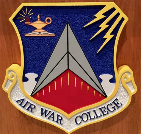 logos president guest lectures  air war college logos